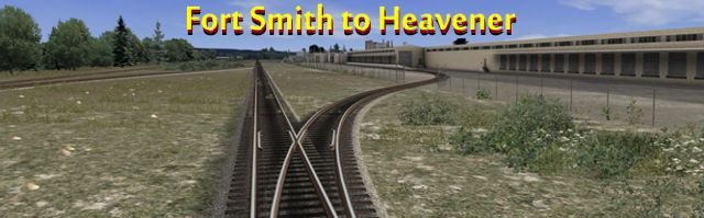 Fort Smith To Heavener