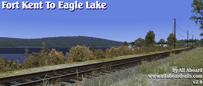 Fort Kent to Eagle Lake
