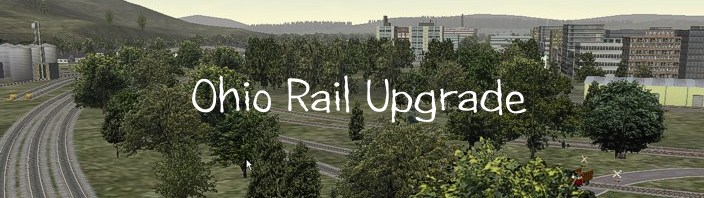 Ohio Rail Upgrade